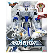 Tobot V Air Hyde Airplane Transforming Korean Action Figure Robot Toy