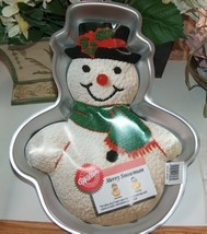 Wilton Merry Snow Man Cake Pan - $18.00
