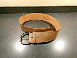 Vintage Gap Jeans 1969 Genuine Leather Belt - Size Small - $19.95