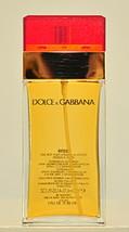 Dolce & Gabbana Classic Red Eau de Toilette Edt 100ml Fl. Oz. 3.4 Spray 1992  - $350.00