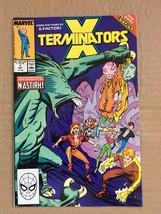 X Terminators #1 Marvel Comic Book 1988 VF+ 8.5 Condition X-MEN / X-Factor - $8.09