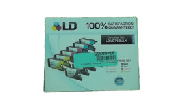 LD Brother LC75 Bulk Pack Cartridges - $8.71
