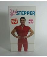 VINTAGE VHS AS SEEN ON TV JACK LALANNE STEPPER WORKOUT - $6.85