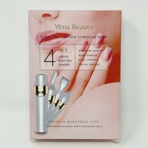 Vena Beauty 4 in 1 Professional Painless Hair Remover Ladies Electric Sh... - $16.82