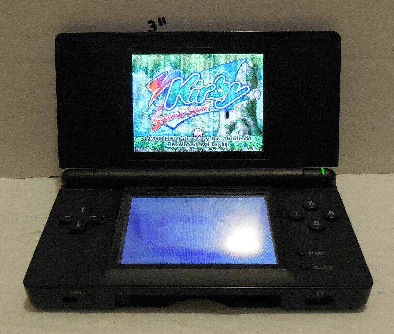 Primary image for Nintendo DS Lite Blue Handheld Video Game Console