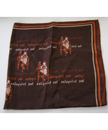 Silk Scarf, Hand Rolled Hem - $7.00