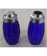 Reproduction Cobalt Blue Shakers New - $13.00