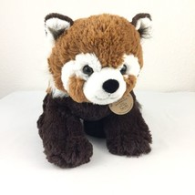 Build A Bear Red Panda With WWF Collector Series 2013 Tag Retired  - $32.98