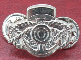 Israel Israeli army port sevices navy personnel badge IDF pin - $9.50