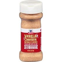 McCormick Natural Flavor Sugar & Spice, Vanilla Cinnamon, 2.5 Oz - $14.84