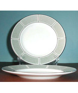 Wedgwood Shagreen Jade Set of 2 Bread & Butter Plates Made in England New - $24.90
