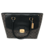Coach Women's Coach Avary Tote in Signature Canvas, Brown Black, 8837-4 - $475.19