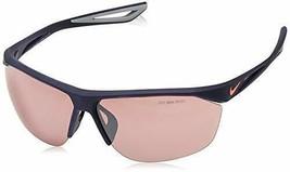 NEW Nike Tailwind E EV0946 466 Matte Midnight Navy Sunglasses w/Speed Ti... - $74.20