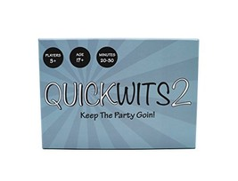QuickWits 2 : Party Card Game - $21.06