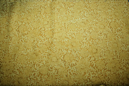 COTTON FABRIC - HOLIDAY FLORAL FROM RJR - $7.91