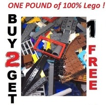 Clean sanitized 100% Genuine LEGO by the Pound - 1 - 100 pounds Bulk  - $12.86