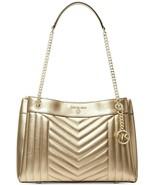 MICHAEL Michael Kors Susan Metallic Medium Shoulder Bag MSRP: $358.00 - $287.09