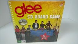 Glee Cd Board Game Cardinal (2010) TV trivia NEW w/ timer  20th Century Fox - $12.73
