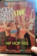 Yoga Booty Ballet Live: Hip Hop Abs DVD Beachbody - $4.75
