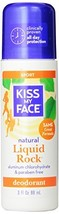 Kiss My Face Liquid Rock Aluminum Chlorohydrate Free Roll-on Deodorant, ... - $7.85