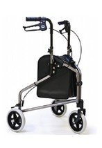 New GF Health Products 609201P Lumex 3-Wheel Pewter Walk Assist Cruiser - $200.00