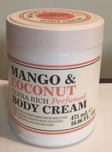 Creightons Mango & Coconut Ultra Rich Perfumed Body Cream 16 Oz - $14.01