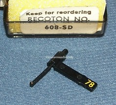 367-DS73 STEREO PHONOGRAPH RECORD NEEDLE for ELECTRO-VOICE EV 194  EV 2623DS image 1