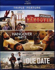 The Hangover / The Hangover Part II / Due Date [Blu-ray]