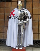 NauticalMart 15th Century Full Suit Medieval Knight Combat Wearable Body... - $899.80