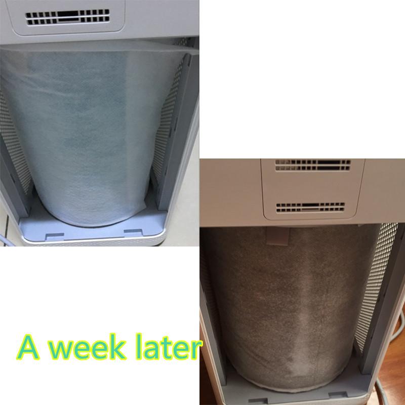10pcs 70x30cm electrostatic cotton for replacement