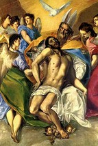 By the grace of God by El Greco - Art Print - $19.99+