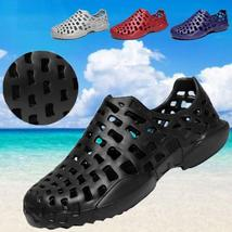 Mens Womens Sandals 2018 Summer Sandals Fashion Hollow Out Breathable Beach Slip