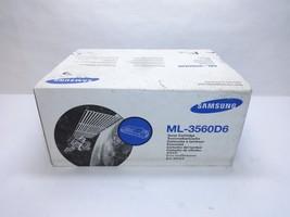 NEW Samsung Toner Cartridge Black ML-3560D6, for ML-3560,-3561, sealed - $35.99