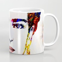 Coffee Mug Cup 11oz or 15oz Made in USA Frida Kahlo 21 digital art by L.... - $19.99+