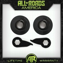 """1997-2002 Ford Expedition Steel 1""""-3"""" Adj Front + 2"""" Rear Spacers Lift K... - $152.00"""