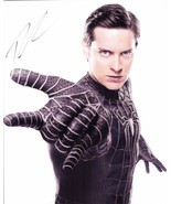 "Tobey Maguire Signed Autographed ""Spider-Man"" Glossy 8x10 Photo - €25,77 EUR"
