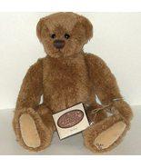 1/2 Price! Ganz Cottage Plush Brown Hinged Bear Mr Noel - $4.00