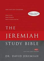 The Jeremiah Study Bible Large Print Edition: What It Says. What It Mean... - $38.56
