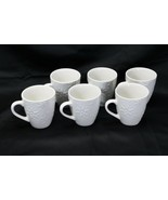 """Snowflakes by Thomson Mugs Large 4"""" Lot of 6 - $39.19"""