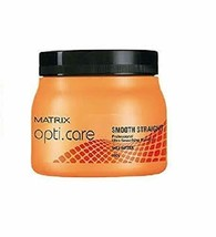 MATRIX fbb Opti Care Smooth & Straight Professional Ultra Smoothing Masque 496gm image 2