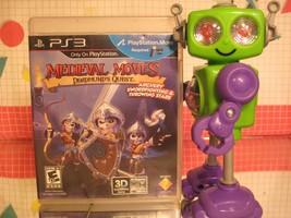 Medieval Moves: Deadmund's Quest PS3 2011 Action Adventure Game - $11.25