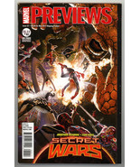 Marvel Previews #32 - March 2015 - $2.29