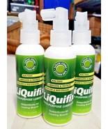 3 bottles LiQuifix MultiPurpose Lubricant Garage Gun Strong Kitchen Safe... - $4.94