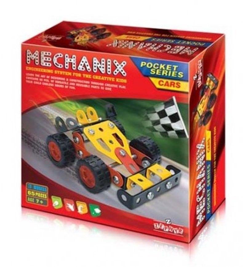 Zephyr Metal Mechanix Pocket Series 4 Variants Games Toys