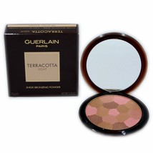 GUERLAIN TERRACOTTA LIGHT SHEER BRONZING POWDER 10G #04 MOYEN BLONDES N/... - $58.91