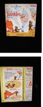 General Mills Twinkles Cereal Box 1960s Twinkles and The Magic Lamp - $54.99