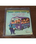 Vintage FUNDAY SCHOOL SONGS on PETER PAN REC... - $20.00