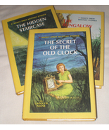 Nancy Drew Book Club Set 1976 - $50.00