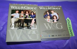 Will  Grace - Season 1 (DVD, 2003, 4-Disc Set) - $9.89