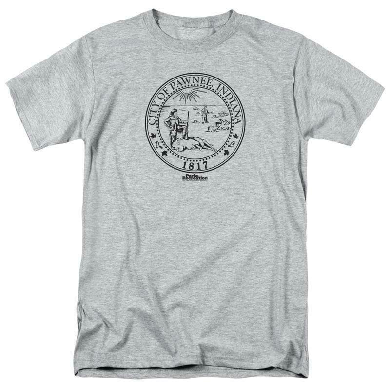 Mouse Rat T-shirt Parks & Recreation comedy sitcom graphic tee NBC901